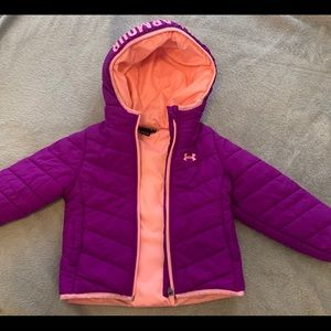 Size 2T Under Armour jacket